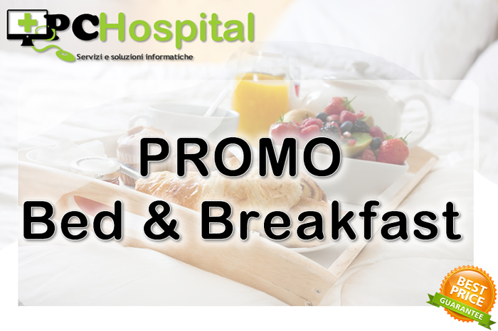 promo bed and breakfast pc hospital